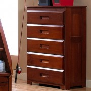 Merlot 5-Drawer Chest